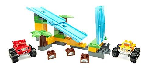 Mega Bloks–Jungle Rampen (Mattel dph78)