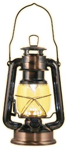 WECAN(ウィキャン) アンティーク電球色LEDランタン WJ-664