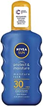 NIVEA SUN Protect & Moisture Sun Spray SPF30 (200 ml),
