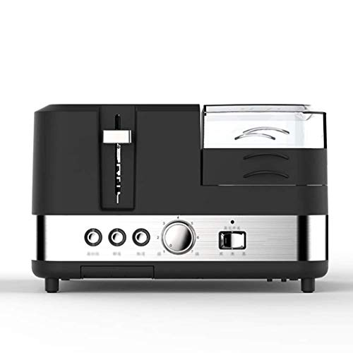TWDYC Multifunction Breakfast Maker Bread Baking Machine Toaster Oven Eggs Boiler Food Steamer
