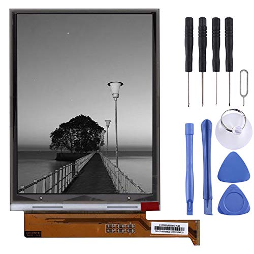 LCD Screen/Touch Screen Pad Replacement Reemplace/reemplace la Pantalla LCD de Tinta electrónica Pantalla Mate for Sony Prs-T3 Prs T3 Prst3 6 Pulgadas ED060XC5 Digitizer Full Assembly for Sony: Amazon.es: Electrónica