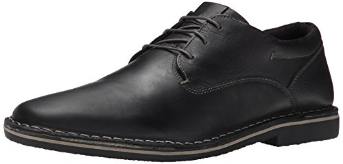 Steve Madden Men's Harpoon Oxford, Black, 10.5 M US