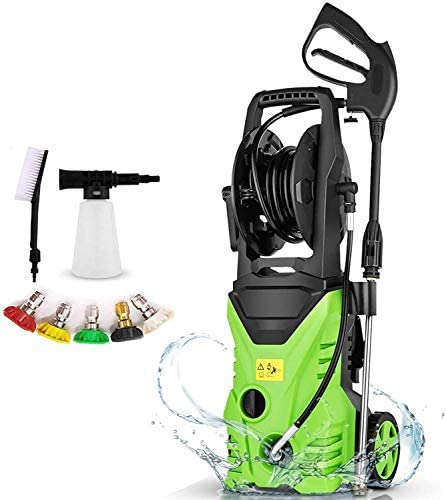 Power Washer Homdox Pressure Washer 2850PSI 1 7GPM Electric Pressure Washer 1800W High Power product image