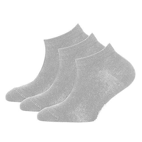 Ewers Sneaker für Mädchen, Jungen, Damen, Herren 3er Pack, Made in Europe, Kindersneaker Damensneaker Herrensneaker