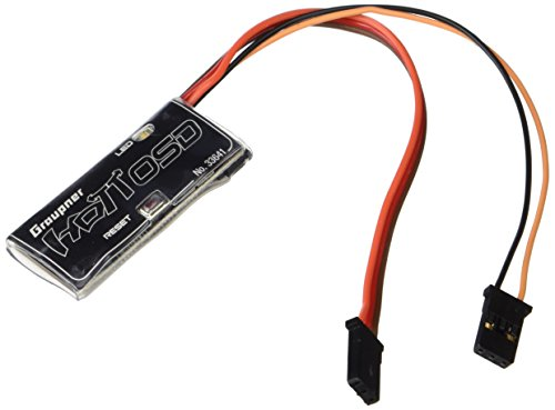 Graupner 33641 - OSD Anzeige für HoTT, schwarz