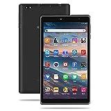 Tablet 8 Pollici Android 10.0 Google Certificazione GMS Tablet PC, 3GB RAM+32/128GB ROM,Tablet per Bambini con Fotocamera da 5MP, Tablet Offerte Supporta, Bluetooth FM e Wi-Fi (nero)