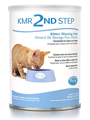 Top 10 best selling list for kmr food supplement for cats