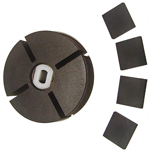 PP204, HA3004 1/2' Rotor Kit for Desa, Reddy, Master Heater #70-022-0100