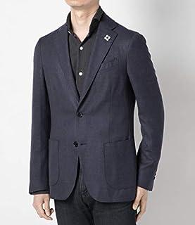 LARDINI(ラルディーニ) ジャケット メンズ EASY WEAR/WASHABLE テーラードジャケット EI976AV-54721 [並行輸入品]