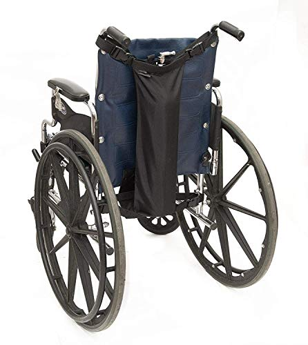 GHzzY Sauerstoffflaschenbeutel - Sauerstoffrucksackhalter für Rollstühle und Rollatoren - Tragbarer Sauerstofftankbeutel für D - und E -Flaschen