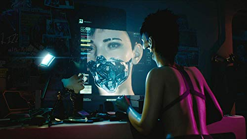 Cyber Punk 2077 - Edição Padrão - Xbox One