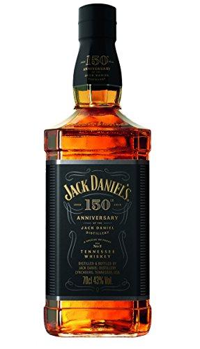 4. Jack Daniels - 150th Anniversary Limited Edition