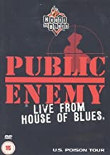 Public Enemy - Live From House of Blues [Alemania] [DVD]