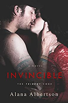 Invincible (The Trident Code Book 1) by [Alana Albertson]