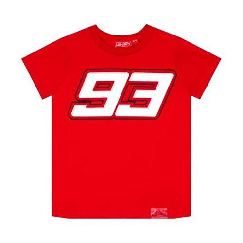 Camiseta Niño Marc Márquez 93 10/11 Años