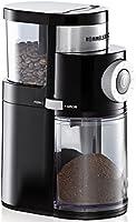 Rommelsbacher EKM 200 Koffiemolen, aromabehoudend schijfmaalwerk, maalgraad instelbaar van grof tot extra fijn, 2-12...