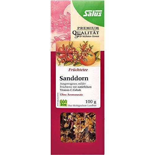 SANDDORN FRÜCHTETEE Bio Salus 100 g Tee
