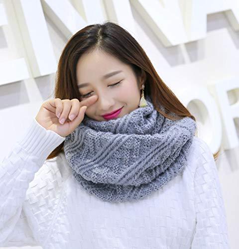 MXH Cashmere slabbetjes Vrouwen winter warm studenten paar sjaal slabbetjes