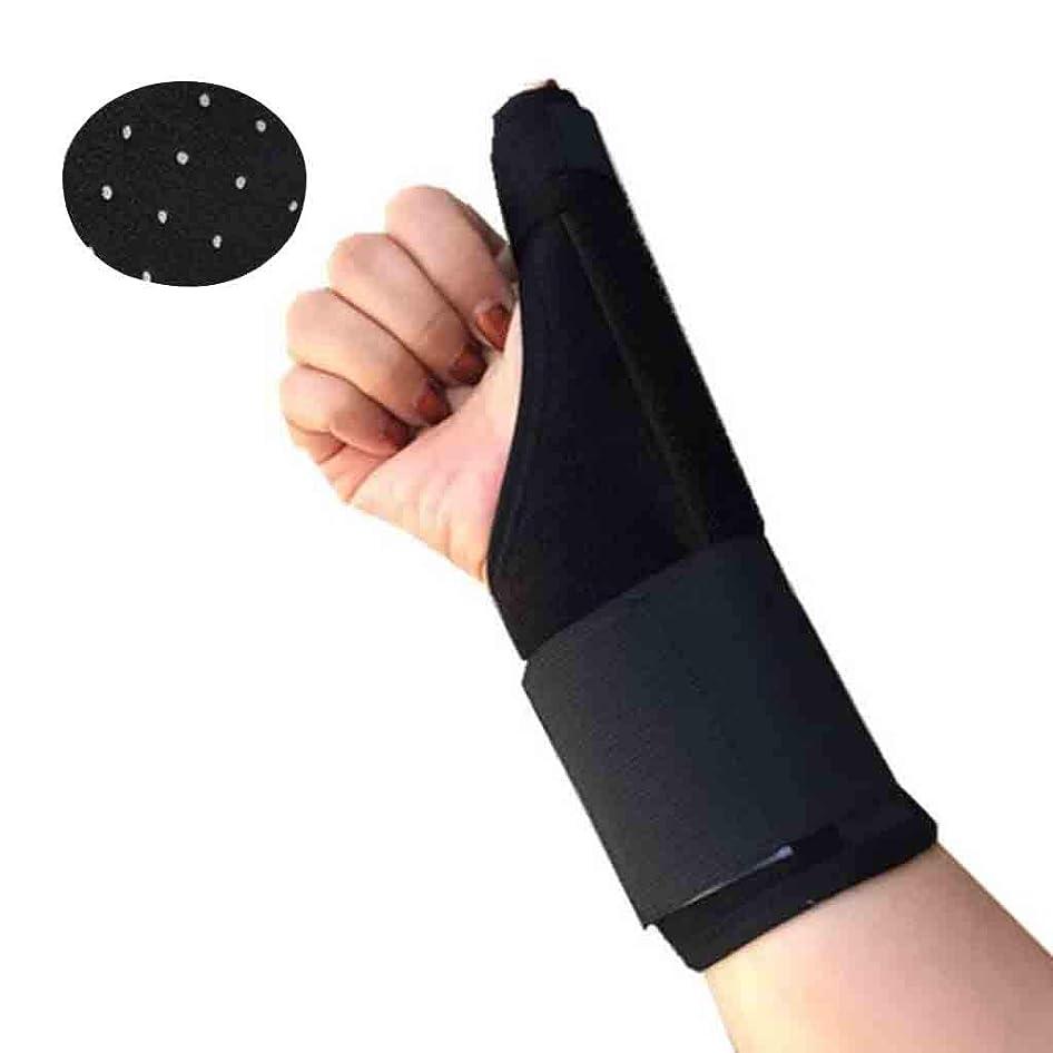 ポーク適切にリル関節炎のThumbスプリントは、手根管トンネルのThumb関節Thumbブレースを固定する手首の痛みの救済は、右手と左手の両方にフィット Roscloud@