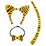 WIDMANN 5465P - Disfraz de tigre para mujer