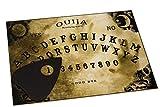 Wiccan Star Tablero del ouija con instruccion y Planchette. Ouija Board