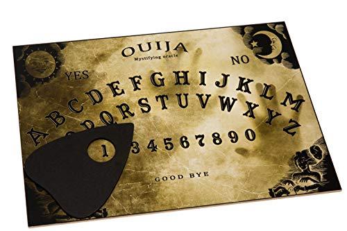 WICCSTAR Ouija bordspel met een planchette en een gedetailleerde instructie. Ouija Board