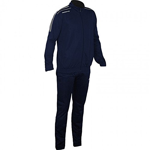 Masita Striker Junior Trainingspak - Trainingspakken - blauw donker - 116