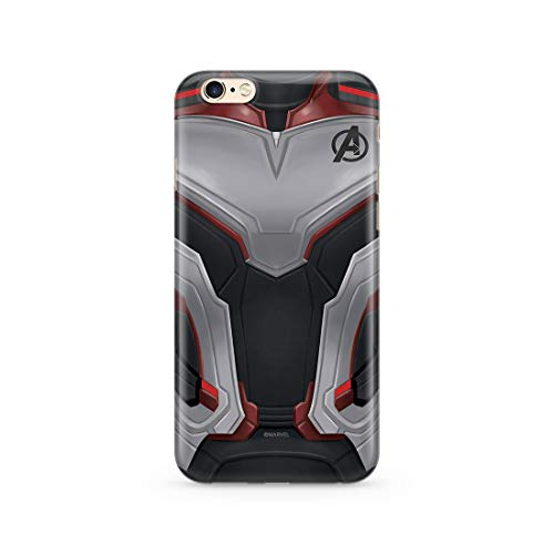 Ert Group MPCAVEN3702 Marvel Cubierta del Teléfono Móvil, Avengers 013 iPhone 6/6S