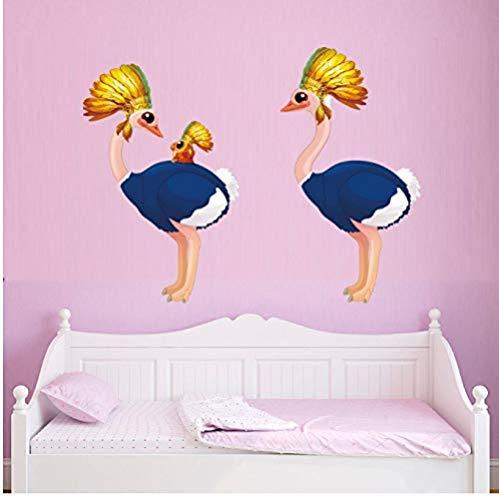DTGSD Muursticker-Piano Meisje Muurschildering 113x78cm Kinderkamer/Woonkamer/Winkel/Slaapkamer Decoratie Stickers
