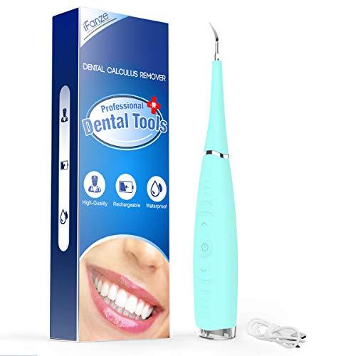 Breett Plaque Dentaire Rechargeable, Tartre Dent, Blanchiment des dents, Nettoyage des dents