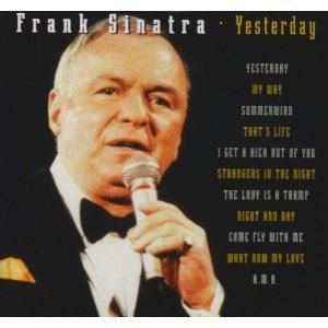 Excellence Singer (CD Album Frank Sinatra, 14 Tracks) Summer Wind / It Was A Very Good Year / The Lady Is A Tramp / My Kind Of Town / What Now My Love / Here's That Rainy Day u.a.