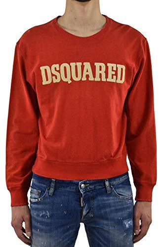 DSquared Dsquared2 Sweater Red Herren - Größe: S - Farbe: Rot - Neu