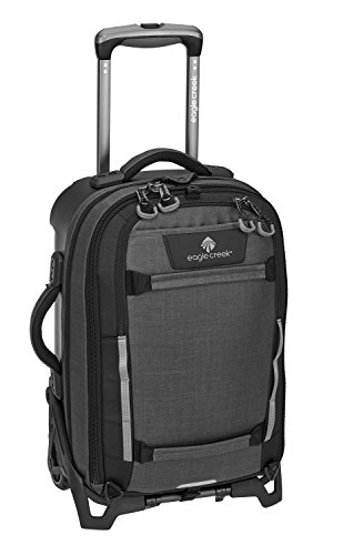 Eagle Creek Unisex Exploration Series Morphus¿ International Carry-On Asphalt Black One Size