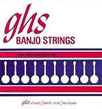 GHS BANJO (TENOR) PHOSPHOR BRONZE - JOHN BAIER SIGNATURE 230 Jeu De 4-Cordes - 011/030