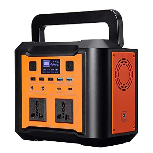 ZXYWW 296Wh Power Station Portatile, 300W   80000mAh Power Bank Generatore Solare, Carica della Batteria ups - Tre modalità di Alimentazione, Campeggio all aperto