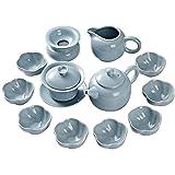 Set de té/Oficina Set de la casa RU Porcelana Taza de té/Cerámica Kung Fu Tetera Teacup