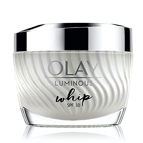 Olay Luminous Whip Day Face Moisturizer Without Greasiness With SPF 30, 50 gm