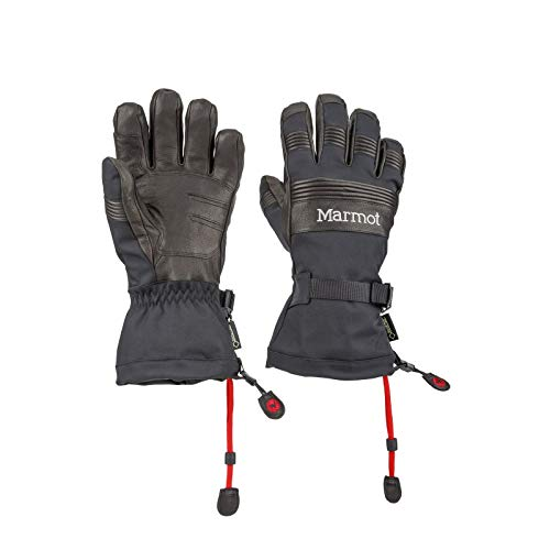 Marmot Ultimate Ski Glove - Men's Black, M