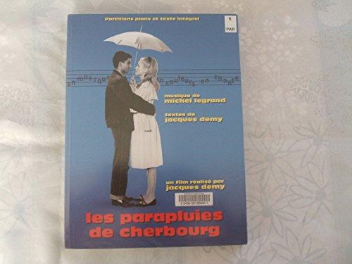 Les Parapluies De Cherbourg Piano Et Voix