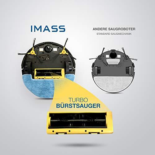 IMASS Saugroboter  Wischfunktion A3 Bild 5*
