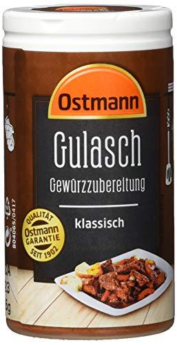Ostmann Ungarisch-Gulasch Würzer, 4er Pack (4 x 35 g)