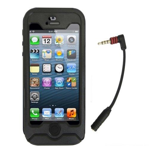 Incipio Iph-070 Atlas Waterproof Ultra Rugged Case For Apple Iphone 5 -...