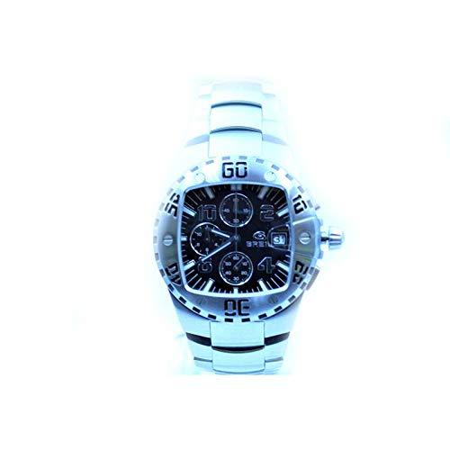 Breil 2519773936 - Reloj, Correa de Acero Inoxidable Color Plateado