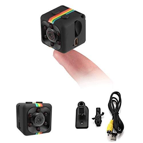 Love Lamp Bewakingscamera HD Sq11 Mini Camera HD 1080P Sensor Nachtzichtcamera Motion DVR Micro Camera Motion DV Video kleine camera CAM SQ 11 Huisbewaking
