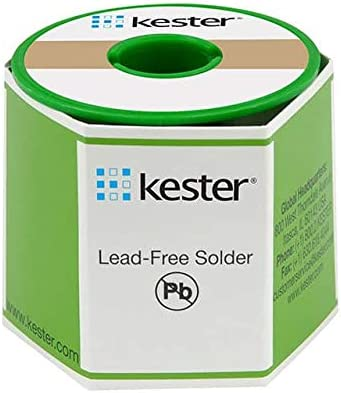 Kester Solder SOLDER FLUX-CORED 24-7068-7615 2021 autumn and winter new 275 New product!! .062