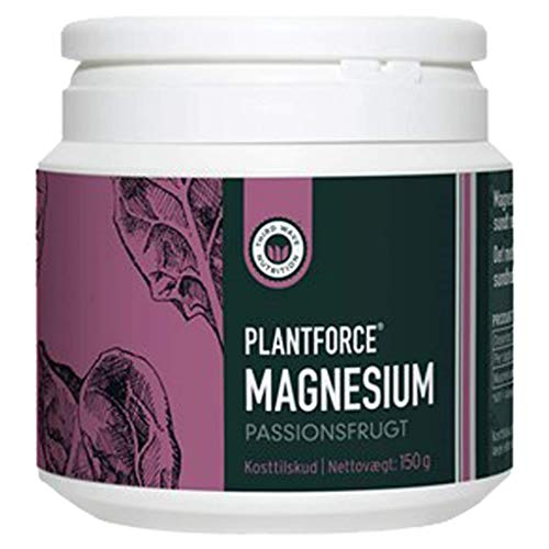 Third Wave Nutrition Plantforce magnesium poeder passievrucht - 150 gram