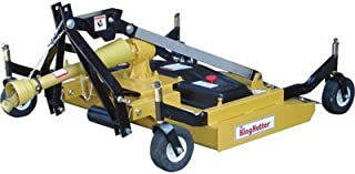King Kutter Rear Discharge Finish Mower - 60in. Model Number RFM-60