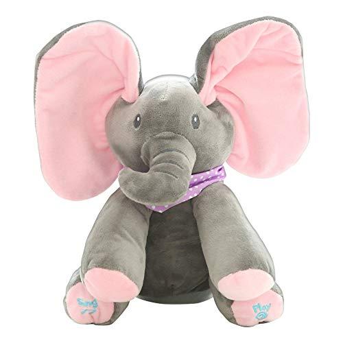 Elza Musical Elephant Singing Stuff…