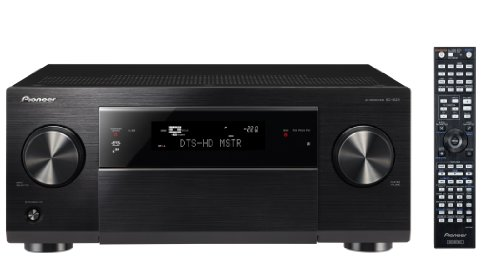 Pioneer SC-1523-K 9.2-Channel Network A V Receiver