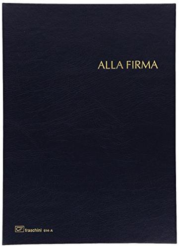 Fraschini 614-A Libro Firma 14 Intercalari